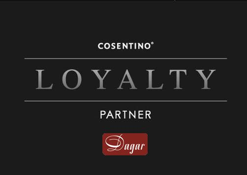 Sello Loyalty by COSENTINO